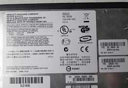 Консольный свитч / kvm eo 1013 Hewlett-Packard