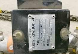 Весы крановые мк-5000