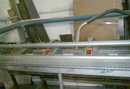 Оборудование для производства окон и дверей пвх