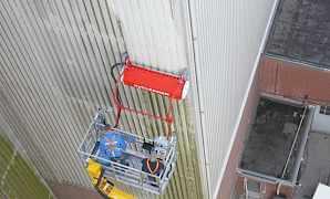 Оборудование для мойки фасадов