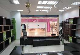 Мебель для магазина продажи обуви, сумок и аксессу