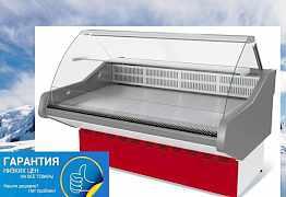 Холодильная витрина двина 180 вс