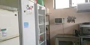 Холодильник, морозильник, пицца печь. Жарочный шка