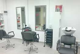Готовая студия парикмахера-колориста