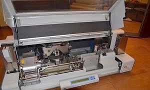 Эмбоссер пластиковых карт Matica Z9
