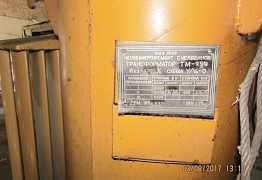 Трансформатор силовой тм 250 кВа 10/0,4