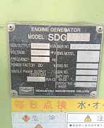 Airman SDG 220 S дизельная электростанция SDG220