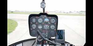 Вертолет Робинсон Р-44-ii
