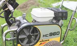Wagner 960 HC Краскопульт безвоздушный высок. давл