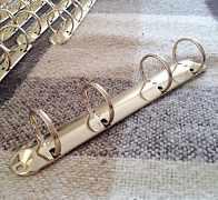 Кольцевой механизм на 4 кольца (формат А5)