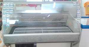 Холодильная витрина универсальная
