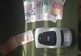 Радар детектор денег