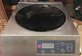 Профессиональная индукционная плита IN - 3500 WOK