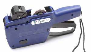 Пистолет маркировочный этикет open P8 (Италия)