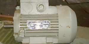 Электродвигатели 0,75 кВт со склада