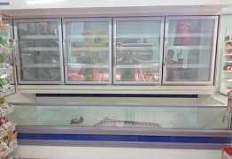 Торговое холодильное и торговое оборудование