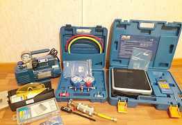 Оборудование для заправки автокондиционеров