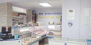 Оборудование для магазина, весы, кондиционер и