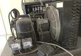 Холодильные компрессоры,воздухоохладители