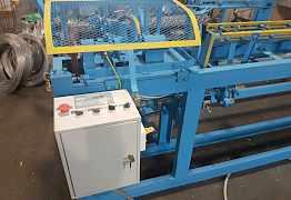 Станок автомат для производства сетки рабица