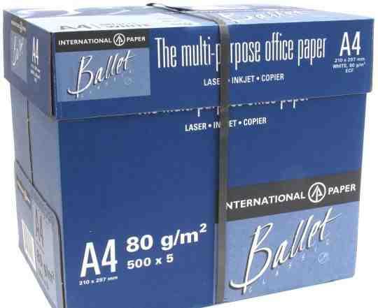 Офисная бумага Balet Classic