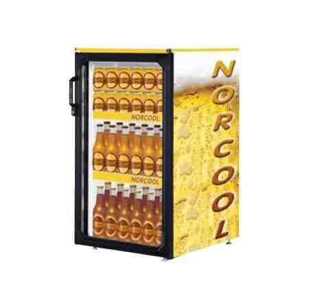 Торговый холодильник-витрина Norcool Super5