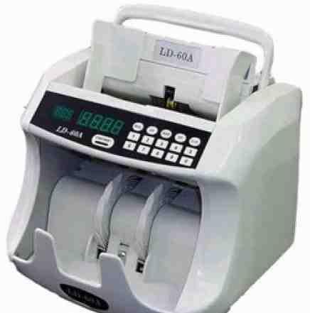 Счетчик банкнот speed LD60A