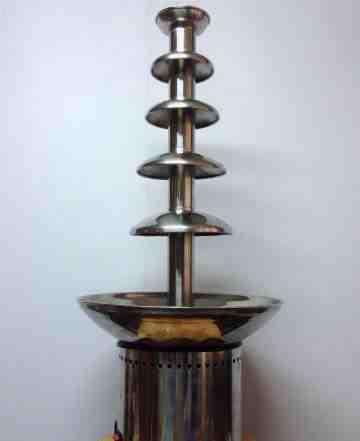Профессиональный шоколадный фонтан (80 см)