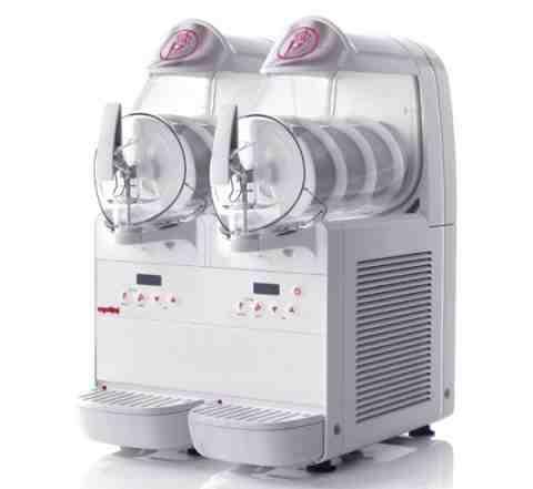Фризер ugolini minigel 2, аппарат для мороженого