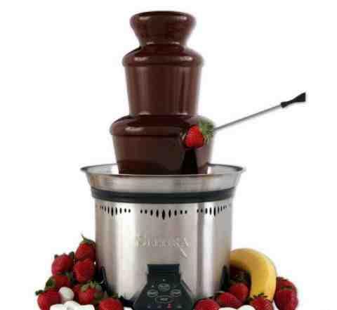 Шоколадный фонтан Sephra Elite