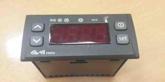Контроллер холодильника Eliwell EW974