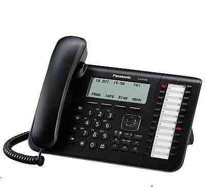 Panasonic KX-NT546RU-B (черный)