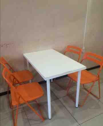 Столы стуля
