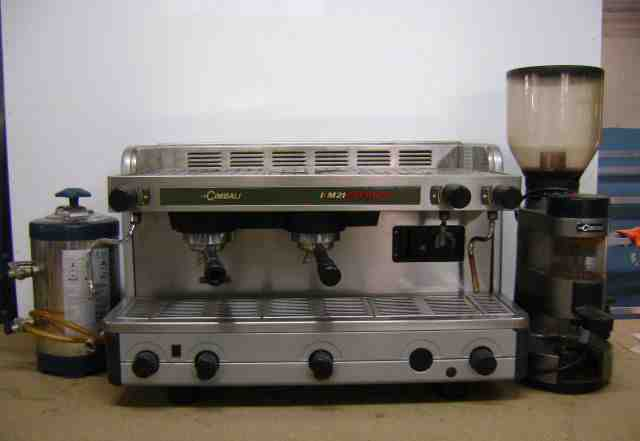 "Кофе машина ""Cimbali 27 basic"