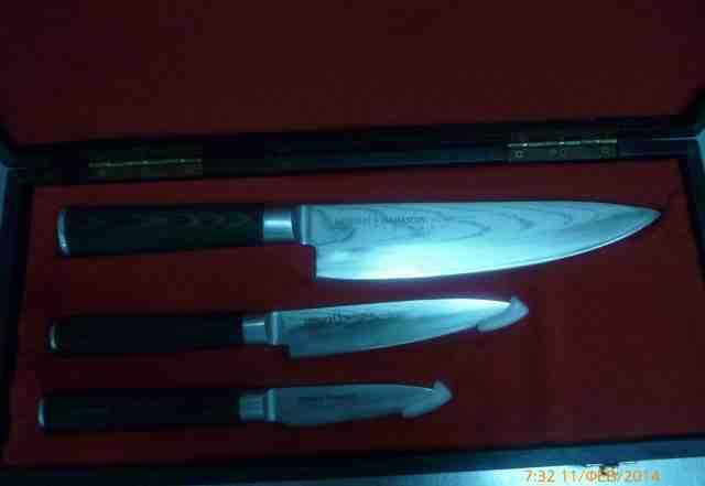Комплект шеф ножей