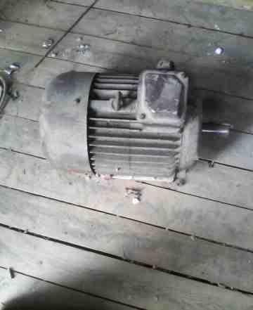 Двигатель асинхронный 3фазный