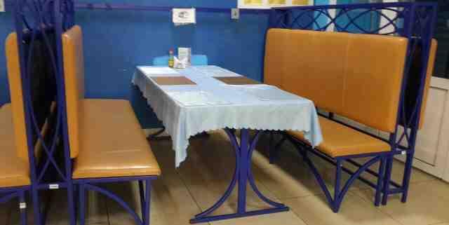 Столы, стулья для кафе