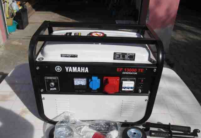 Генератор Yamaha EF13000TE