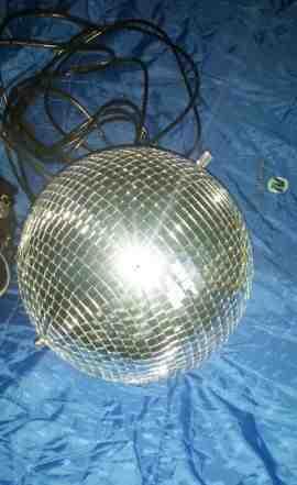 Зеркальный шар eurolite Mirror Ball 30 cm