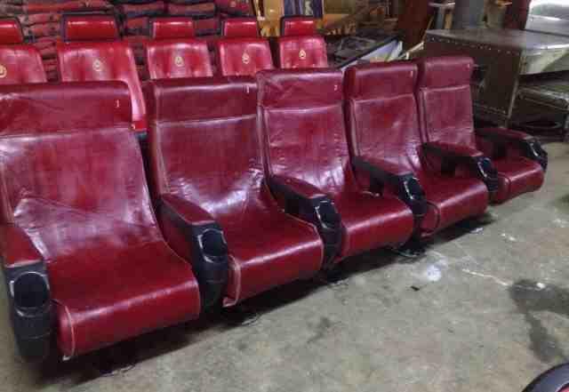 Кресла для кинотеатров, ресторанов, стадионов