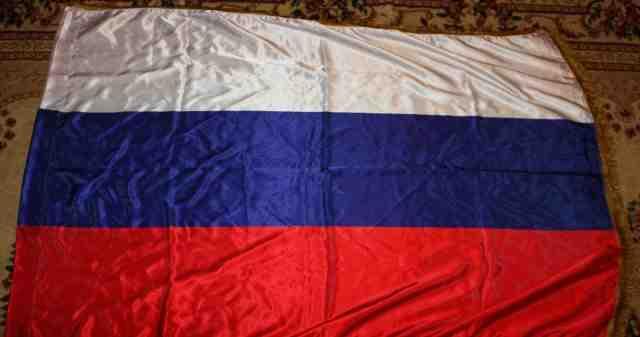 Офисный флаг Российской Федерации