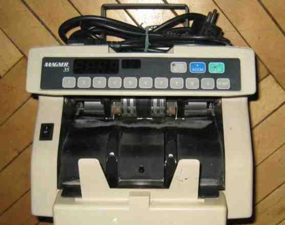 Счетчик банкнот (купюр) Magner 35