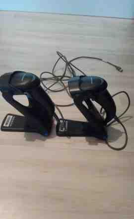 Сканер штрих-кодов и дисплей покупателя