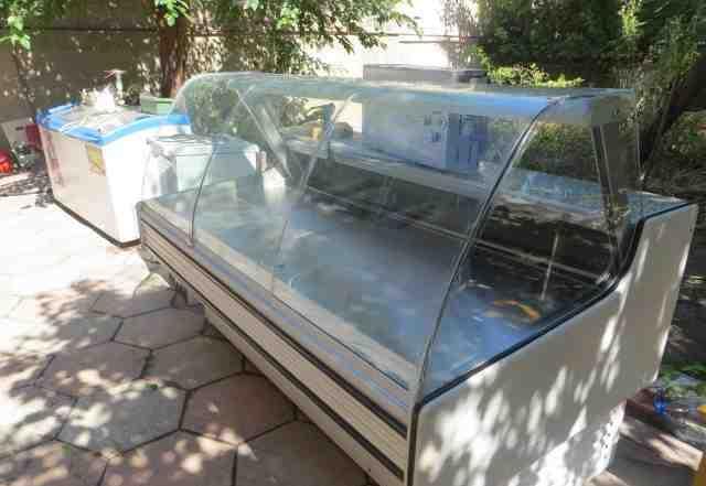 Холодильник-прилавок