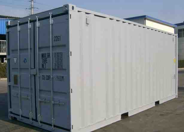 20 тонный контейнер