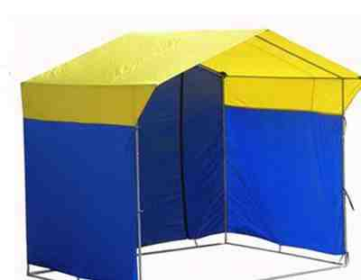Палатка торговая сборно-разборная 2х2м