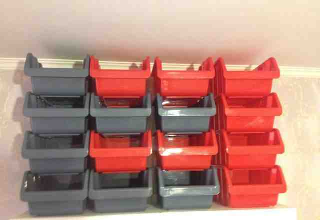 Лоток контейнер 24.5-17-12.5см