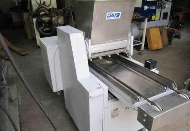 Машина для формования тестовых заготовок фпл-7-400