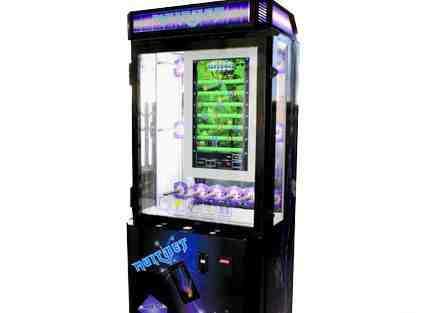 Торгово-игровой аппарат multijet
