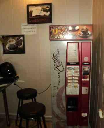 Коффейный автомат